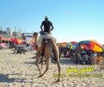 بحر غزة (بعدسة أبو ياسر)