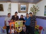 أسرة الأسير القائد جمعة الجوجو