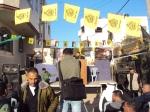 حركة فتح وكتائب شهداء الأقصى تحييان الذكرى الثالثة عشر لإستشهاد القائد/ مسعود عياد