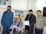 أسرة الإستشهادي إبراهيم حسونة
