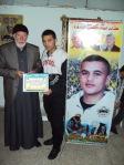 كتائب شهداء الأقصى (لوء غزة) تُحيي الذكرى التاسعة لإستشهاد محمد أحمد حلس