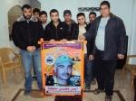 كتائب شهداء الأقصى - لواء غزة تحيي الذكرى السابعة لإستشهاد: أيمن فضل ملكة