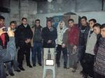 كتائب شهداء الأقصى - لواء غزة تنظم زيارة لمنزل الشهيد/ محمد أحمد حلس في ذكرى إستشهاده