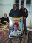 وفد من كتائب شهداء الأقصى - لواء غزة يزور منزل الشهيد الدكتور: وائل أحمد خويطر في ذكرى إستشهاده
