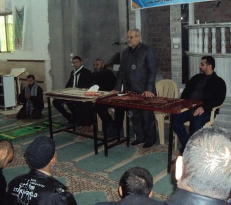 كتائب شهداء الأقصى - لواء غزة تهنئ القائد المناضل: علي ياسين - أبو حسن بزفاف كريمته