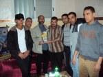 كتائب شهداء الأقصى - لواء غزة تزور منزل الشهيد/ شادي عوض عودة في ذكرى إستشهاده