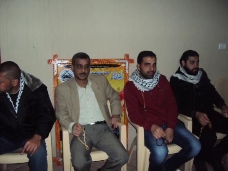 كتائب الأقصى - لواء غزة تحيي الذكرى الثانية عشر لإستشهاد: محمد أحمد حلس