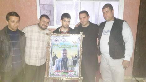 كتائب شهداء الأقصى - لواء غزة تكرم المناضل/ محمد الأيوبي