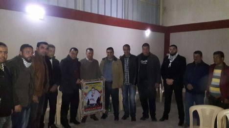 كتائب الأقصى - لواء غزة تشارك في إحياء ذكرى إستشهاد: محمد أحمد حلس
